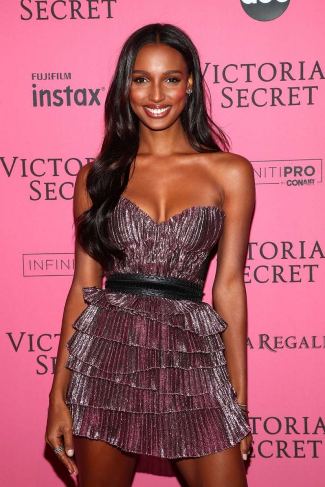 Jasmine Tookes - 2018 Victoria's Secret Fashion Show After Party in NY