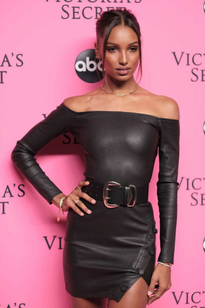 Jasmine Tookes - 2018 Victoria's Secret Viewing Party in New York