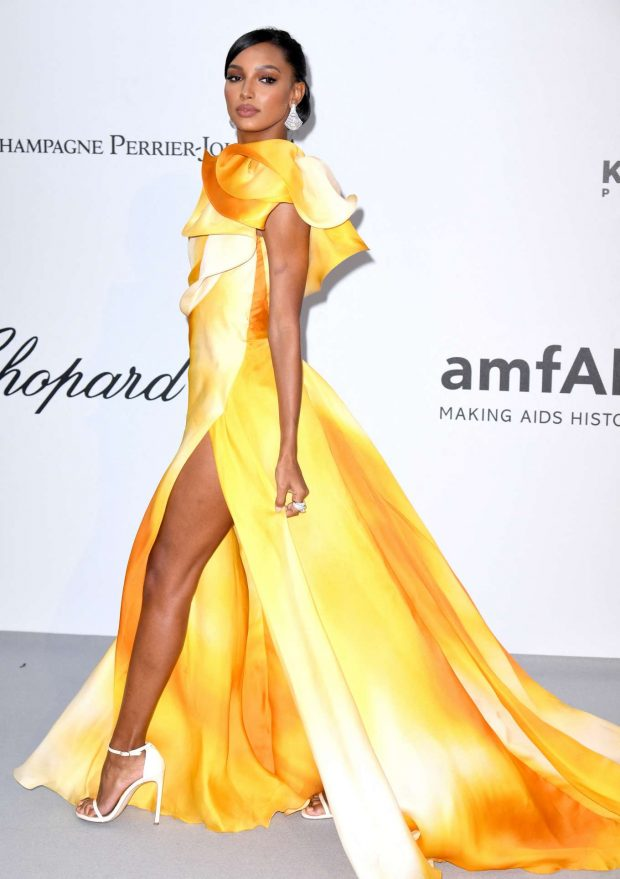 Jasmine Tookes - amfAR's 2019 Cinema Against AIDS Gala in Cannes
