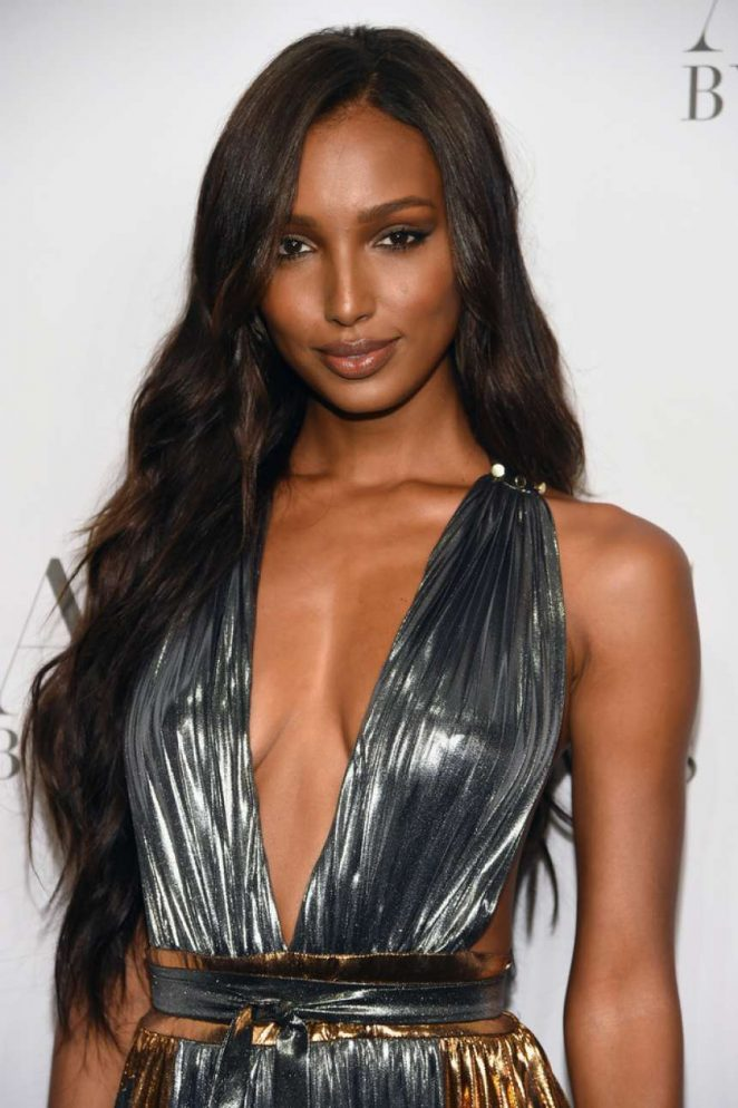 Jasmine Tookes - 'ANGELS' by Russell James Book Launch and Exhibit in NY