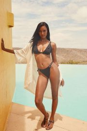 Jasmine Tookes by Chaiel Andran Photoshoot for REVOLVE Summer 2019
