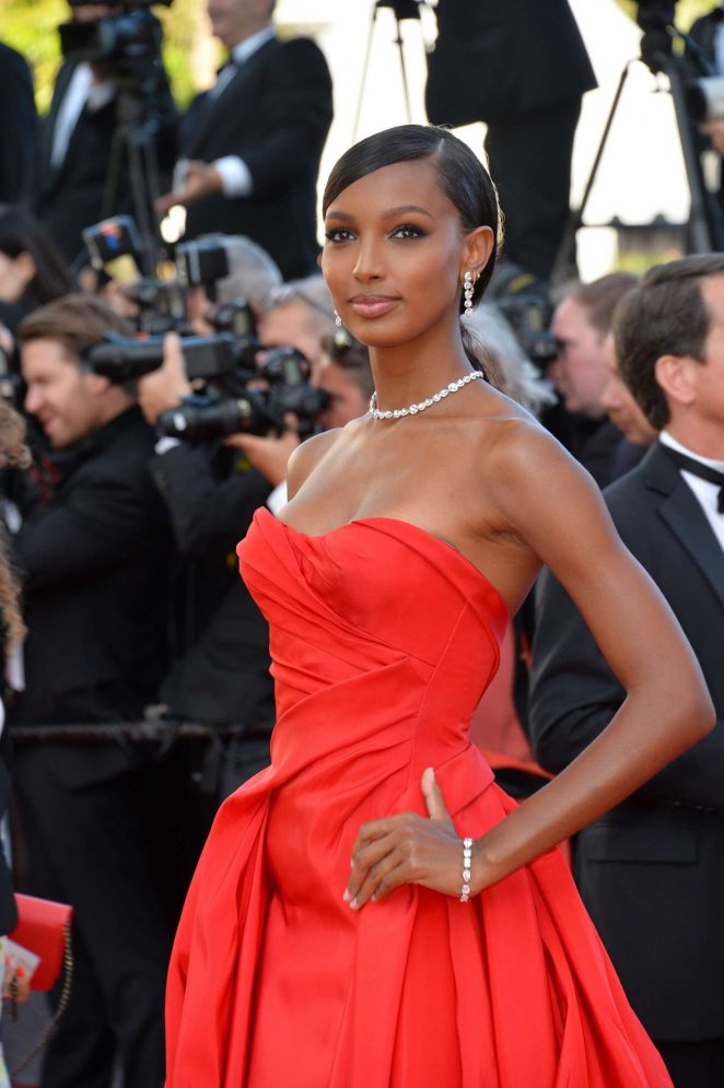 Jasmine Tookes - 'Girls Of The Sun' Premiere at 2018 Cannes Film Festival