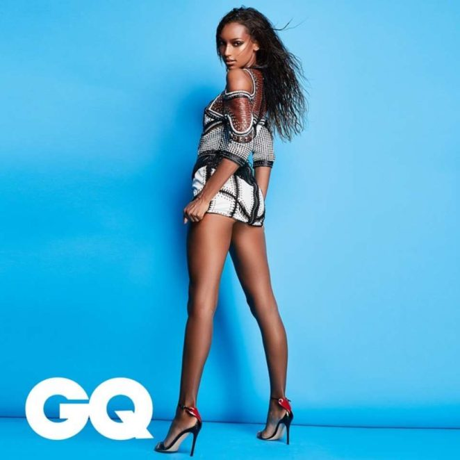 Jasmine Tookes - GQ South Africa Magazine (January 2018)