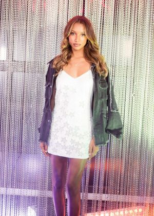 Jasmine Tookes - h:ours Launch Party in Los Angeles