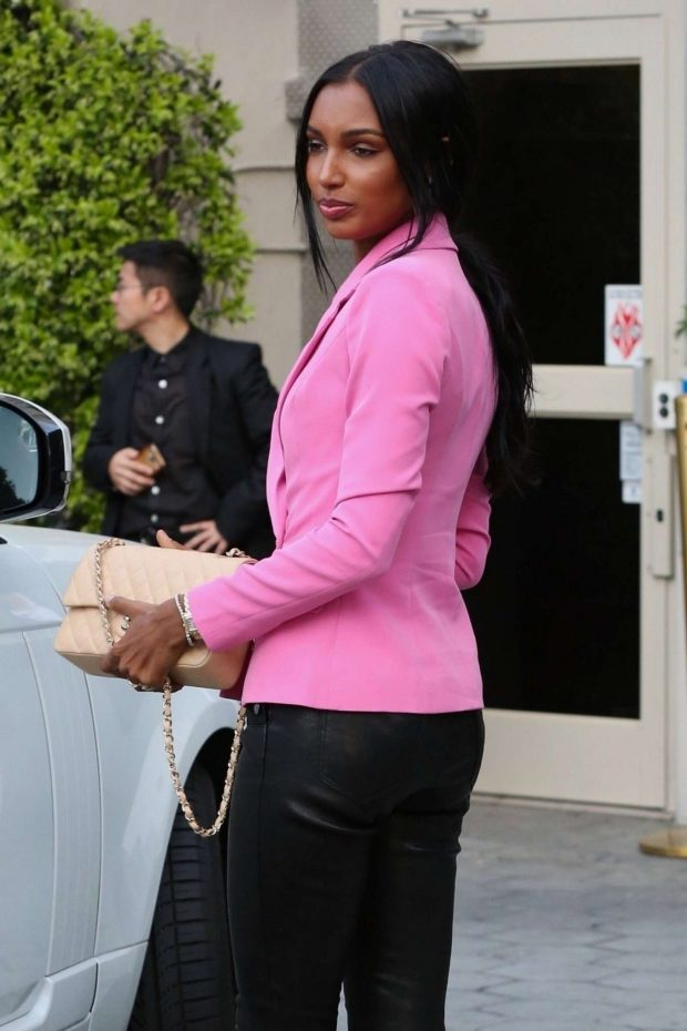 Jasmine Tookes: Out in Los Angeles -12
