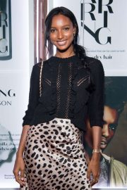 Jasmine Tookes - 'STARRING by Ted Gibson' Salon Opening in LA