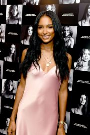 Jasmine Tookes - Victoria's Secret Celebrates New Fall Collection in Natick