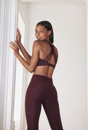 Jasmine Tookes - Victoria's Secret Holiday Campaign 2020