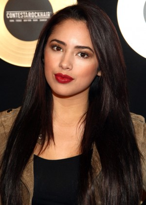 Jasmine Villegas - GBK Music Gift Lounge in Honor of the 2015 Grammy Nominees in LA