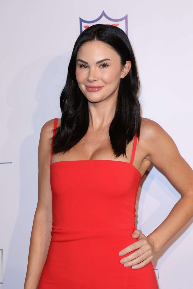 Jayde Nicole – Game on Gala Celebrating Excellence in Sports in LA