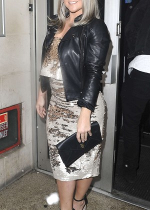 Jazmine Franks at Kieron Richardson's 30th Birthday Party in Manchaster