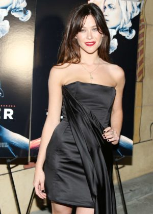 Jazzy De Lisser - 'Thumper' Premiere in Los Angeles