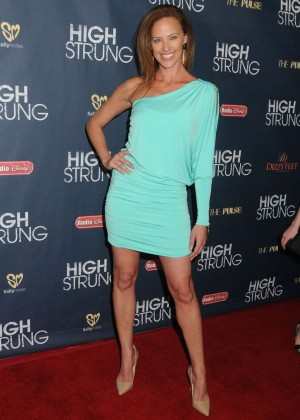 Jeanette Cota - 'High Strung' Premiere in Los Angeles