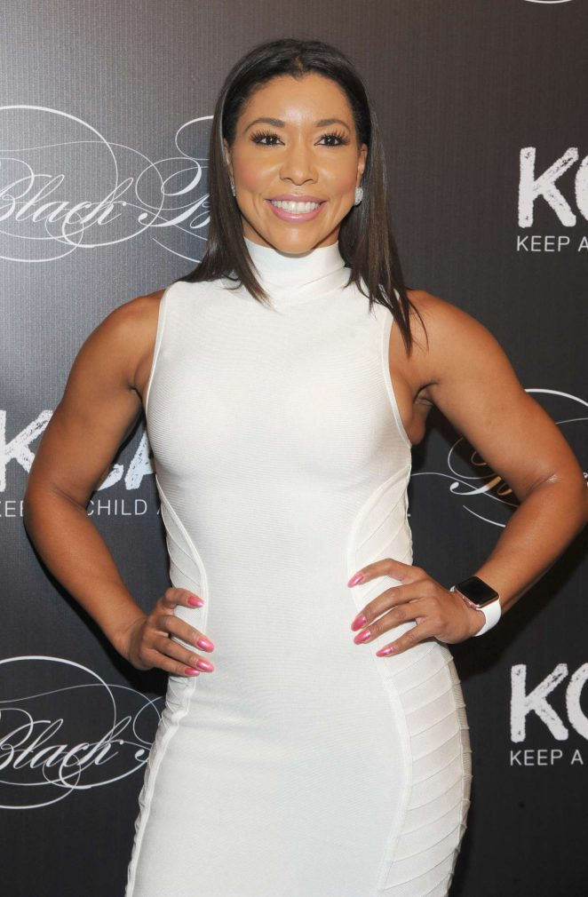 Jeanette Jenkins - Keep a Child Alive's 13th Annual Black Ball in New York