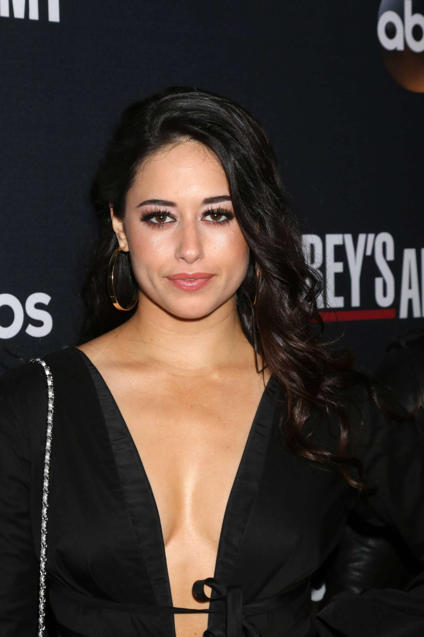 Jeanine Mason - 'Grey's Anatomy' 300th Episode Celebration ...