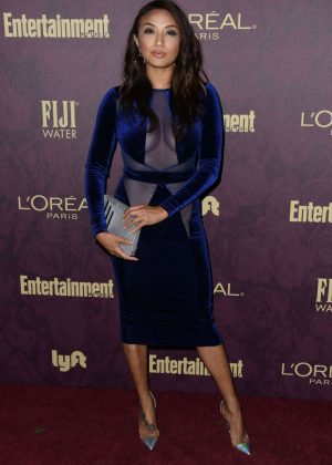 Jeannie Mai - 2018 Entertainment Weekly Pre-Emmy Party in LA