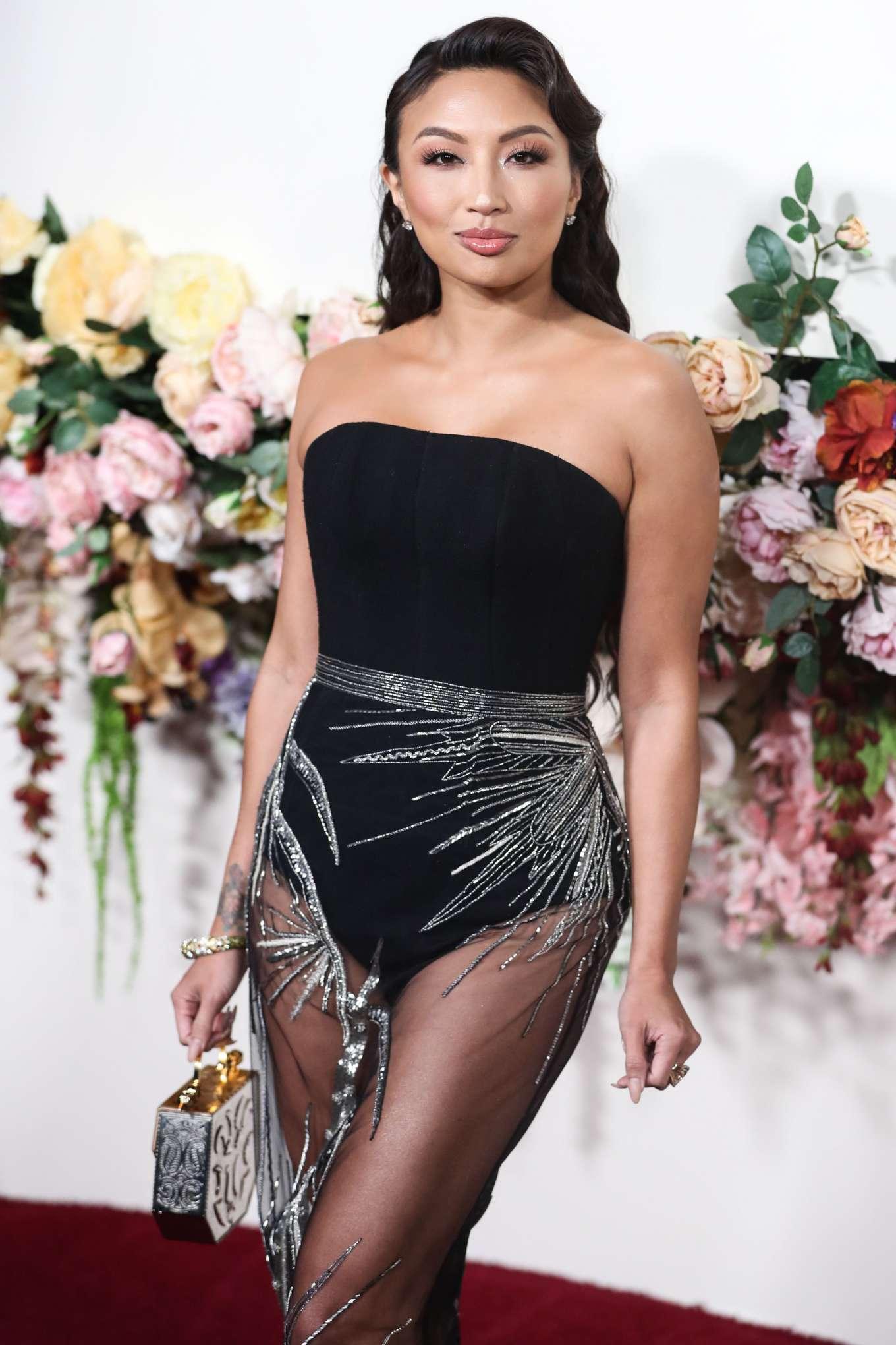 Jeannie Mai - 2019 REVOLVE Awards in Hollywood