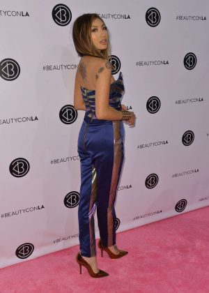 Jeannie Mai: 5th Annual Beautycon Festival LA -04
