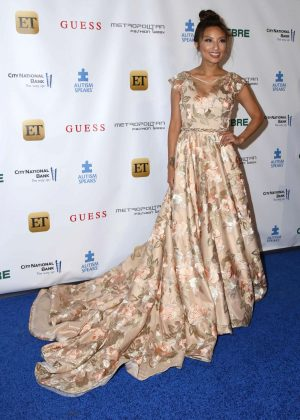 Jeannie Mai - Autism Speaks La Vie En BLUE Fashion Gala in Burbank