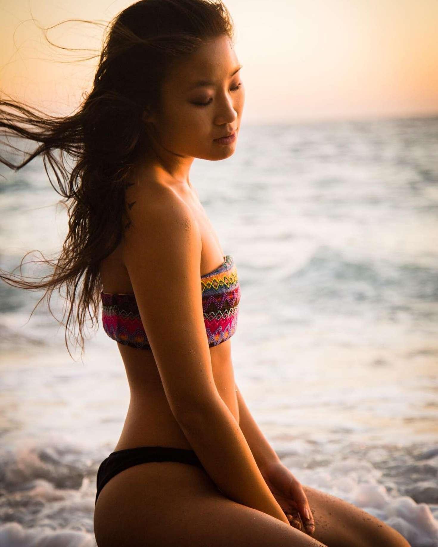 Bikini Jeannie Mai nude photos 2019