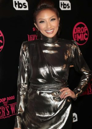 Jeannie Mai - TBS 'Drop The Mic' and 'The Joker's Wild' Premiere Party in Hollywood