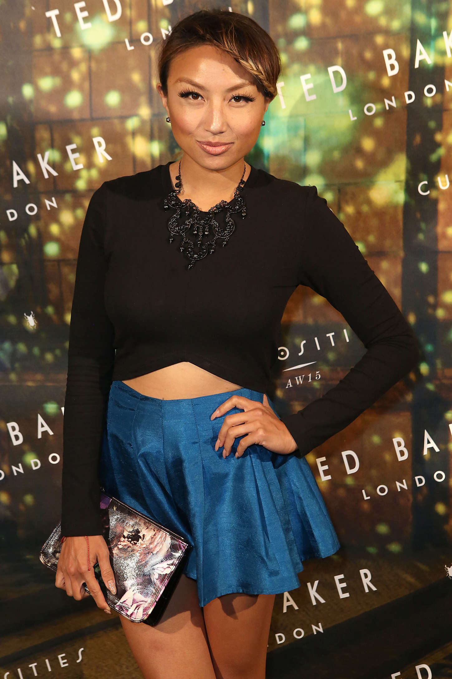 Jeannie Mai - The Carondelet House in Los Angeles