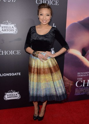 Jeannie Mai - 'The Choice' Screening in Los Angeles