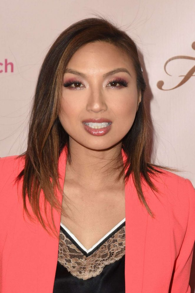 Jeannie Mai - Too Faced's Sweet Peach Launch Party in West Hollywood