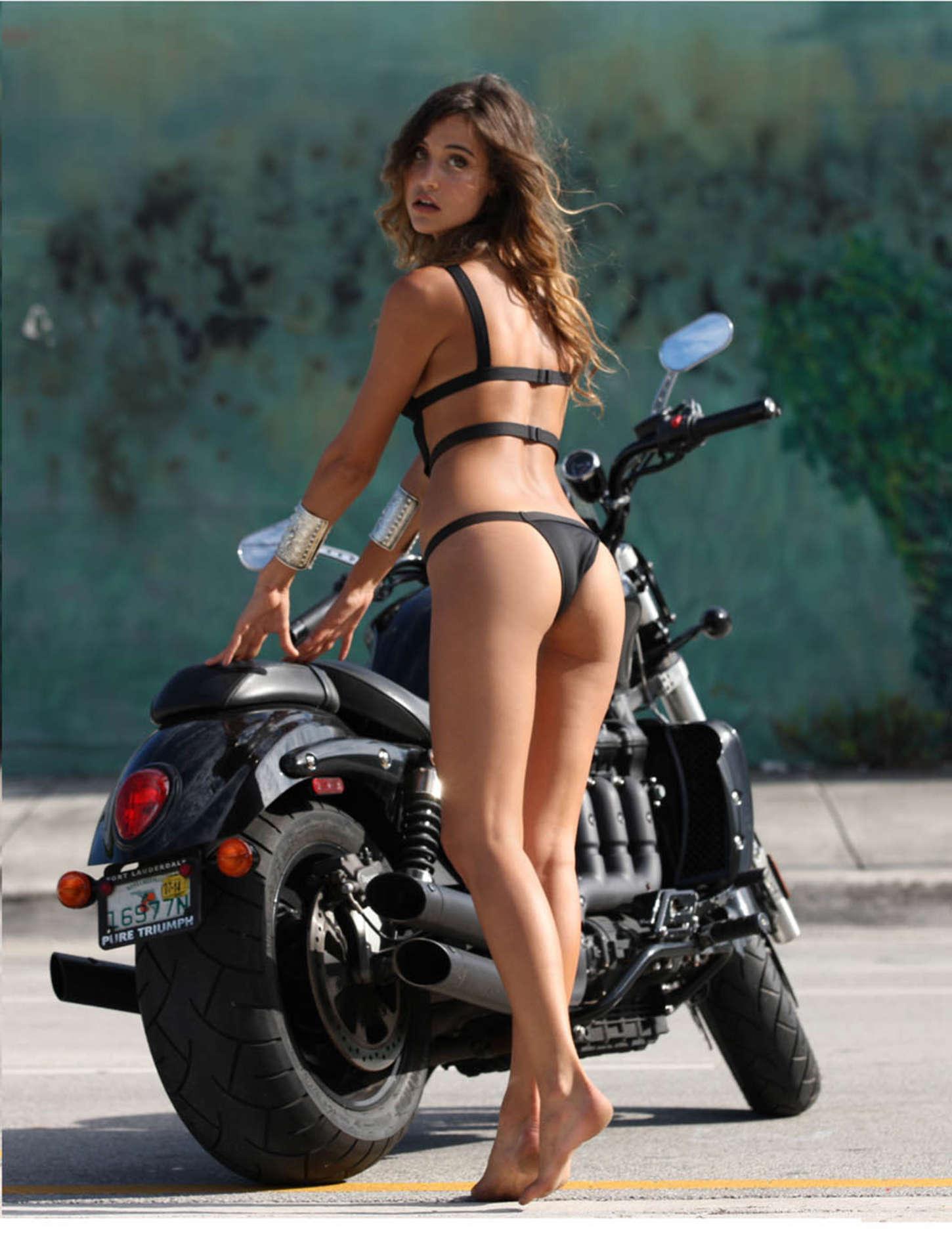Jehane Gigi Paris: Motorcycle Diaries Shoot 2015 -09 ...