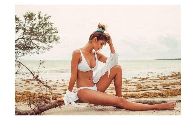 Jehane Gigi Paris - Peixotowear Lookbook 'The Heat Is On' Resort 2018