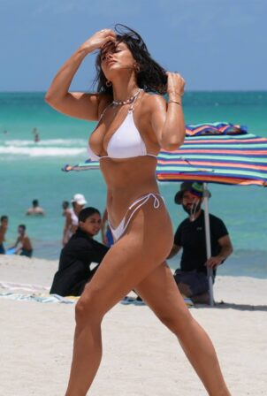 Jehona Dreshaj - In a bikini in Miami