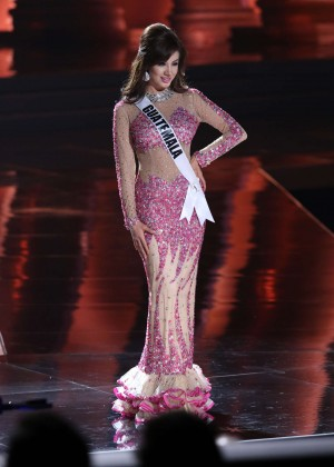 Jeimmy Aburto - Miss Universe 2015 Preliminary Round in Las Vegas