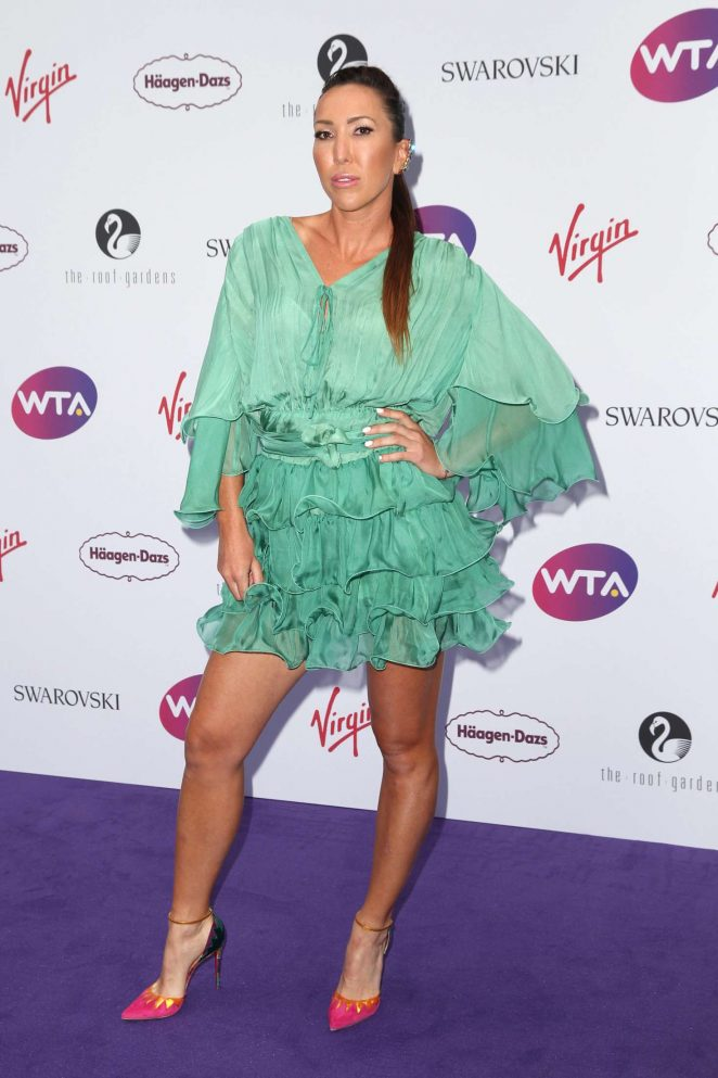 Jelena Jankovic - 2017 WTA Pre-Wimbledon Party in London