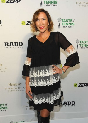 Jelena Jankovic - Taste of Tennis Gala in NYC