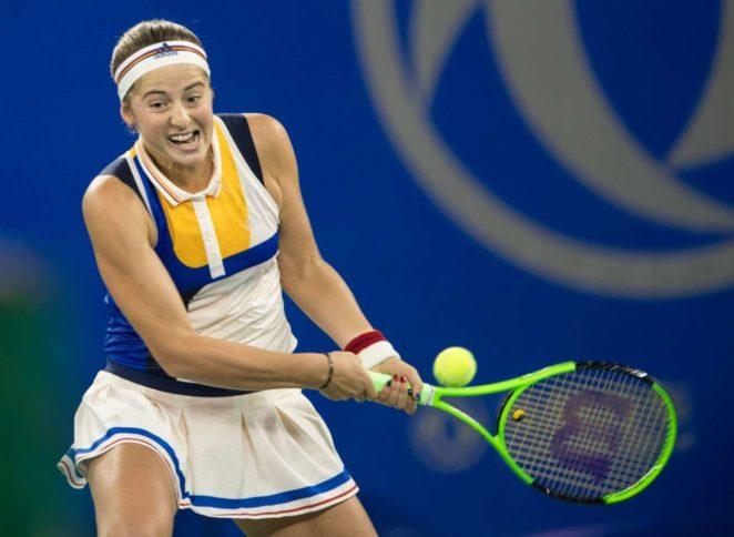 Jelena Ostapenko – 2017 WTA Wuhan Open
