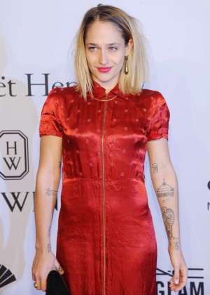 Jemima Kirke - 2016 amfAR New York Gala in NYC