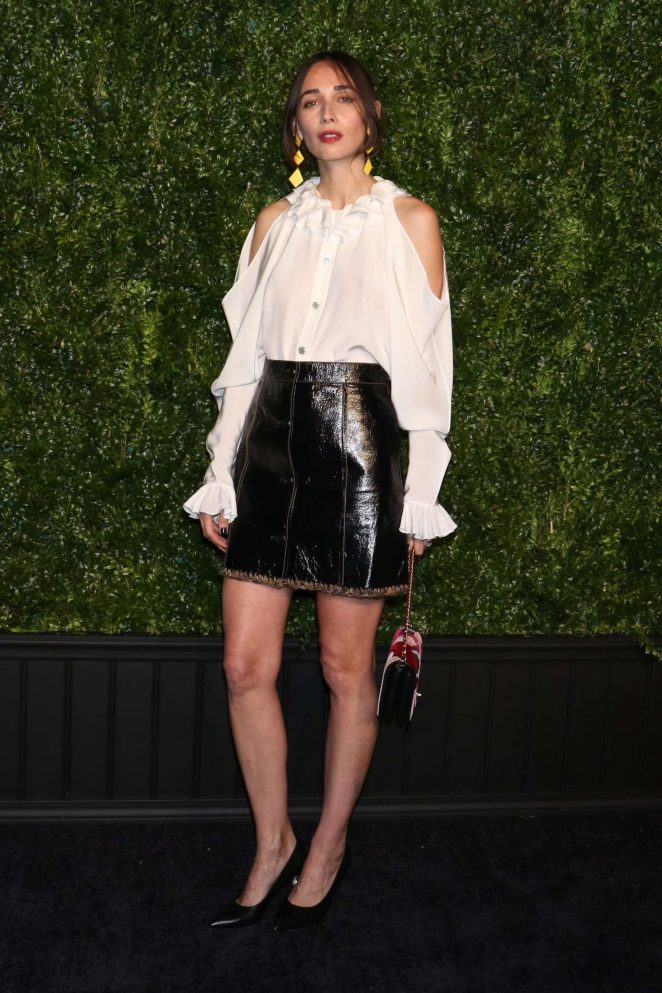 Jemima Kirke - Chanel Artists Dinner at 2017 Tribeca Film Festival in NY