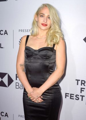 Jemima Kirke - 'Untogether' Premiere at 2018 Tribeca Film Festival in NY