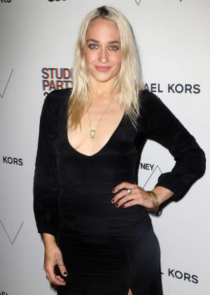 Jemima Kirke - Whitney Museum Studio Party in New York