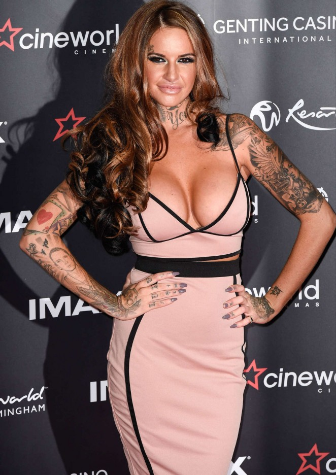 Jemma Lucy - 'Spectre' Premiere in London