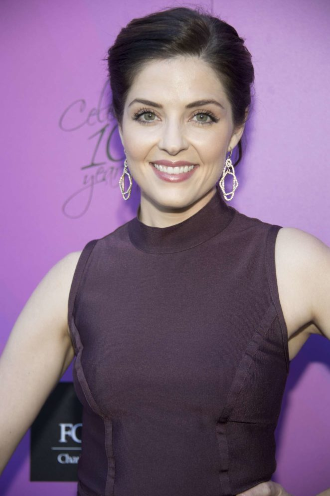 Jen Lilley - 10th Annual Action Icon Awards in Universal City