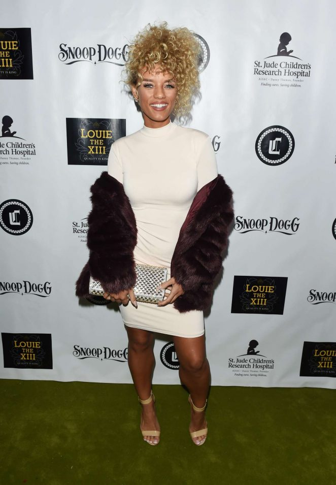 Jena Frumes - Louie The XIII Launch Party in LA