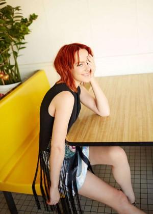 Jena Malone - ASOS Magazine (March 2015)