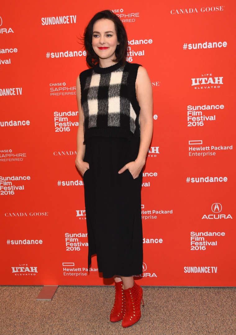 Jena Malone 2016 : Jena Malone: Lovesong Premiere at 2016 Sundance Film Festival -01