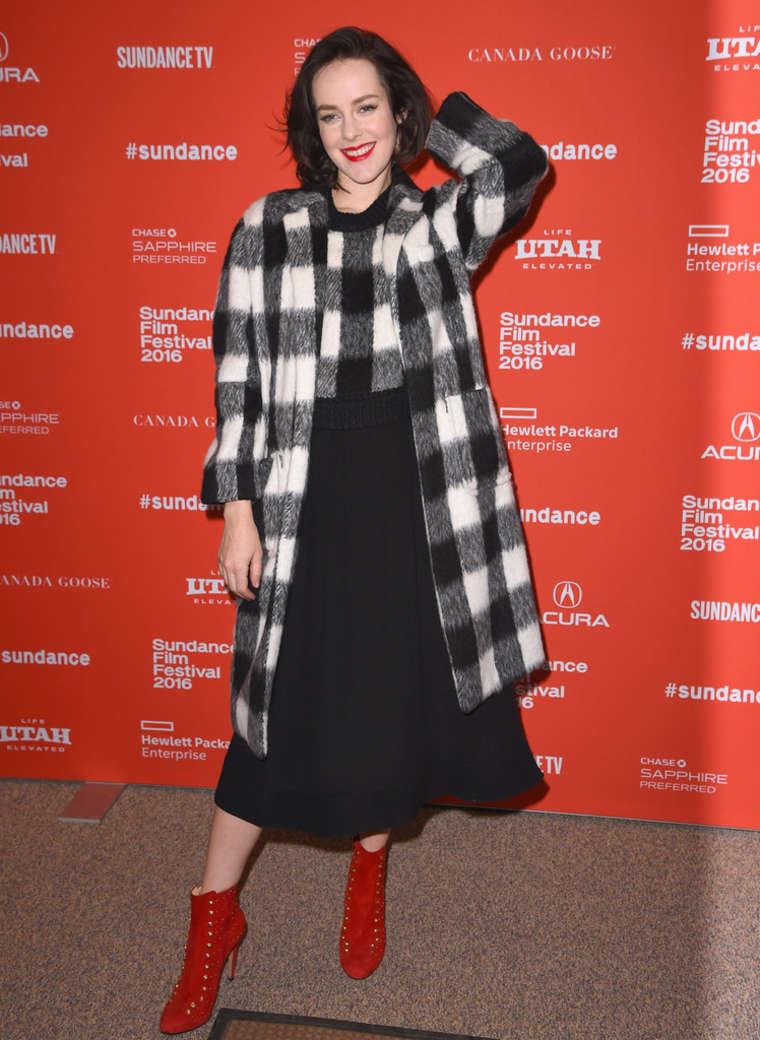 Jena Malone 2016 : Jena Malone: Lovesong Premiere at 2016 Sundance Film Festival -02