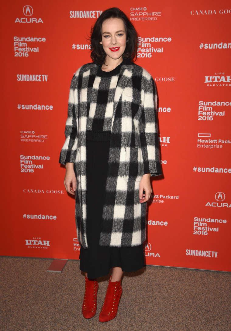 Jena Malone 2016 : Jena Malone: Lovesong Premiere at 2016 Sundance Film Festival -05