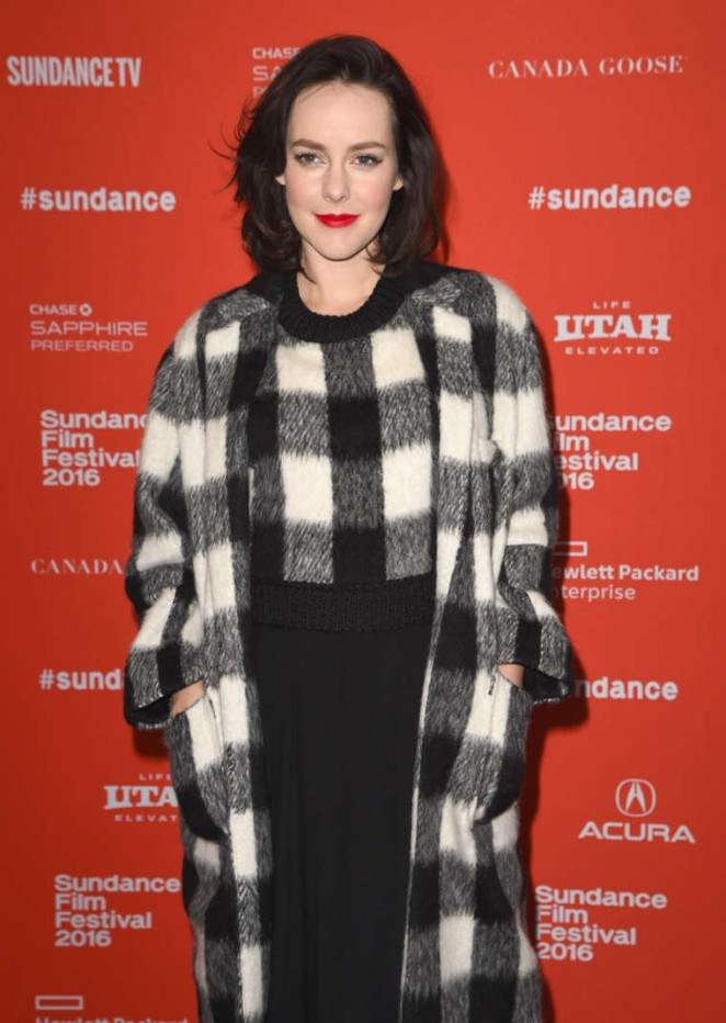 Jena Malone - 'Lovesong' Premiere at 2016 Sundance Film Festival