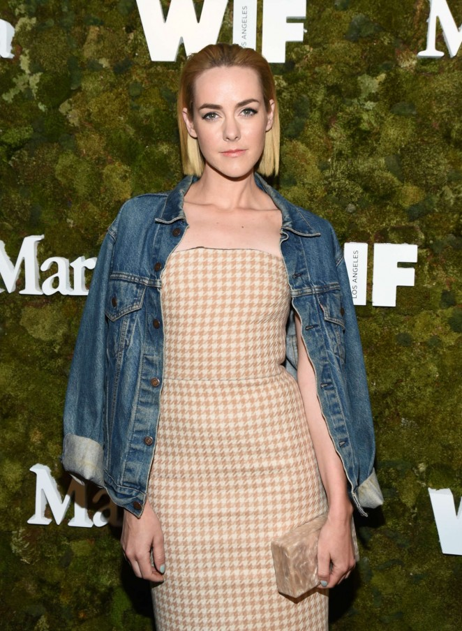 Jena Malone - Max Mara Women In Film Face Of The Future Award Event 2015 in West Hollywood