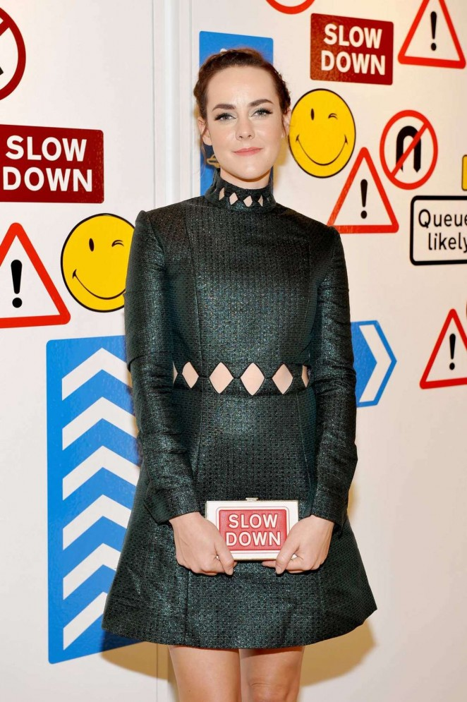 Jena Malone - The Anya Hindmarch Service Station Collection in Beverly Hills