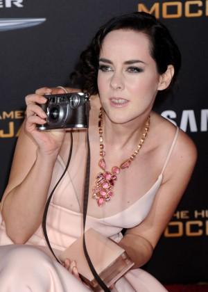 Jena Malone - 'The Hunger Games: Mockingjay' Part 2 Premiere in LA